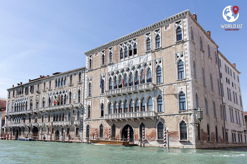 Обучение в стране Италия