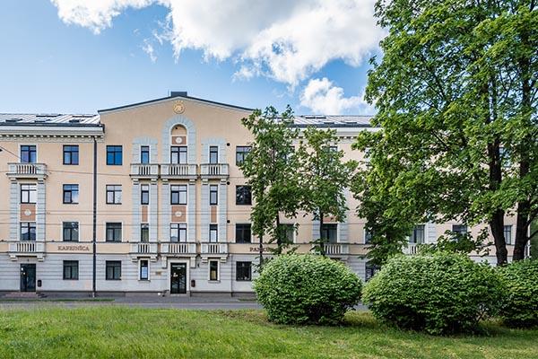 Mexmonhona Biznes Maktabi (Latviya)