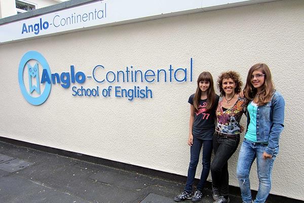 Anglo-Continental - English School