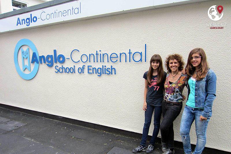 Обучение в стране Англия