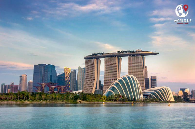 Singapurda o`qish