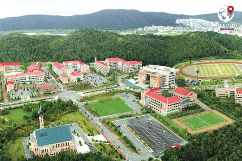 Университет Моквон - Учеба в Южной Корее | World.uz