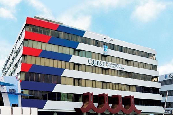 Quest Xalqaro Universiteti Perak