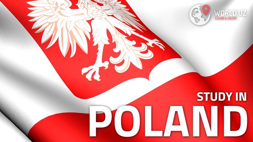 Polshada ingliz tilida o'qish 2020-2021 yilarda
