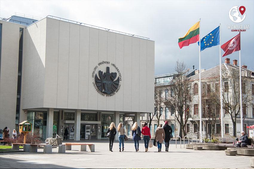Обучение в стране Литва
