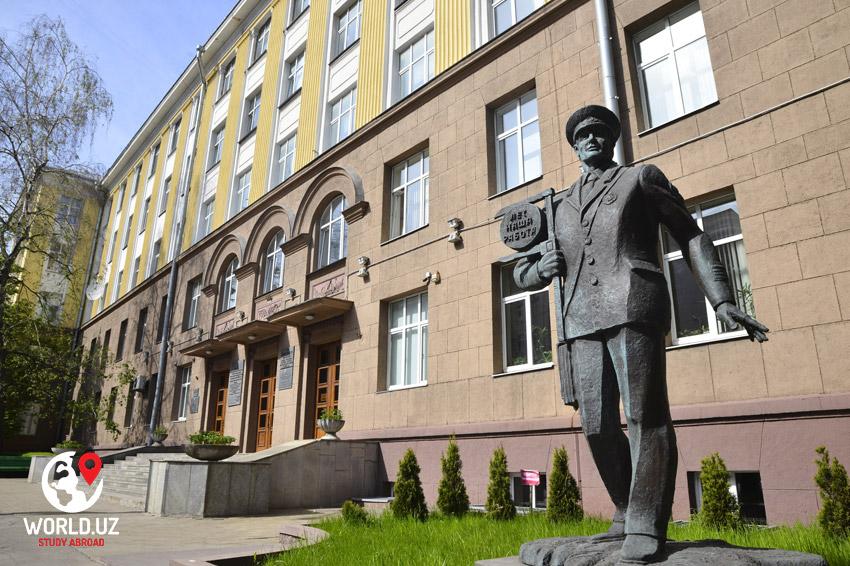 Study in Belarus
