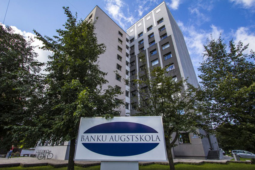 Banku Augstskola - Biznes va Moliya Maktabi