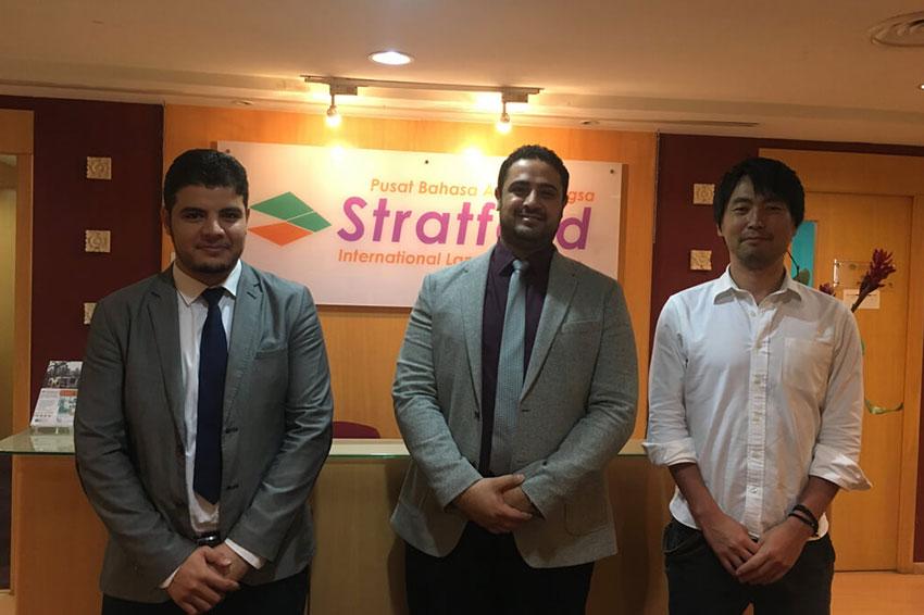 Стратфордский международный языковой центр