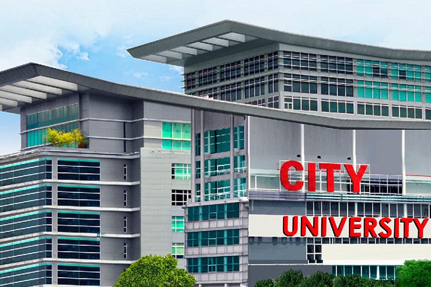 Городской Университет Малайзии