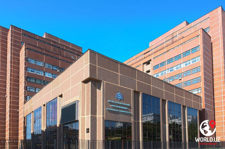 First Moscow State Medical University Named After I. M. Sechenov