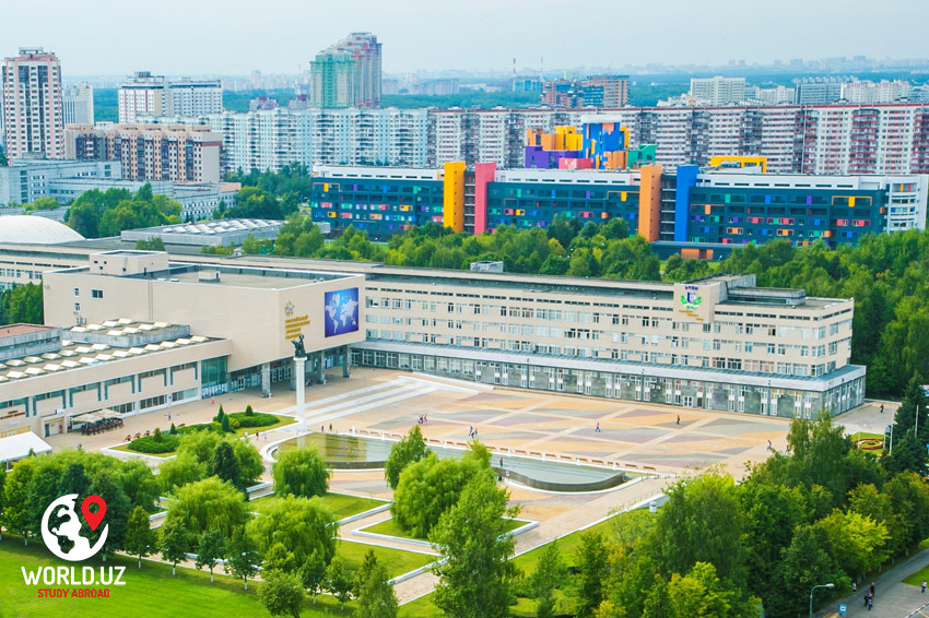 Peoples ' Friendship University Of Russia
