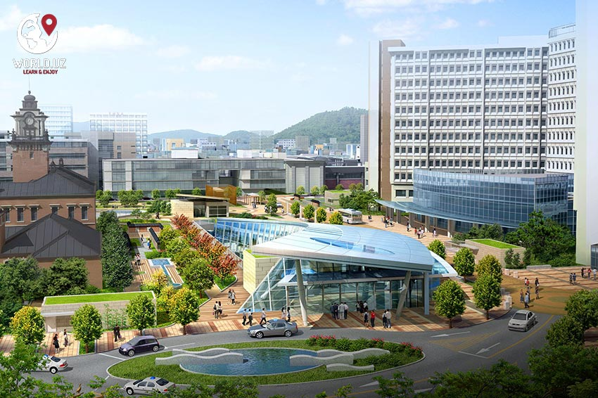 Seul Milliy Universiteti (SNU)