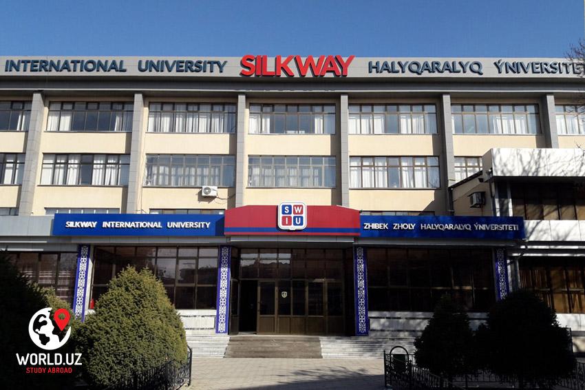 Silkway Xalqaro Universiteti (SKPU)