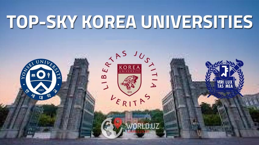 SKY TOP-Universitetlari nima va nima sababdan hamma u yerda o'qishni orzu qiladi?
