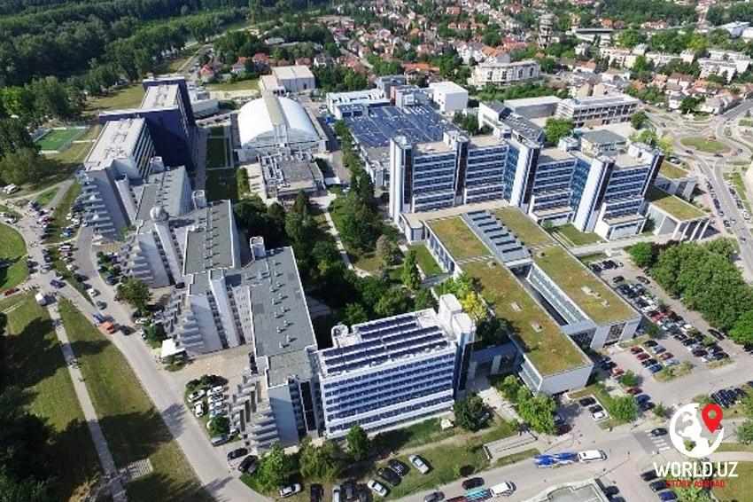 Szechenyi Istvan Universiteti