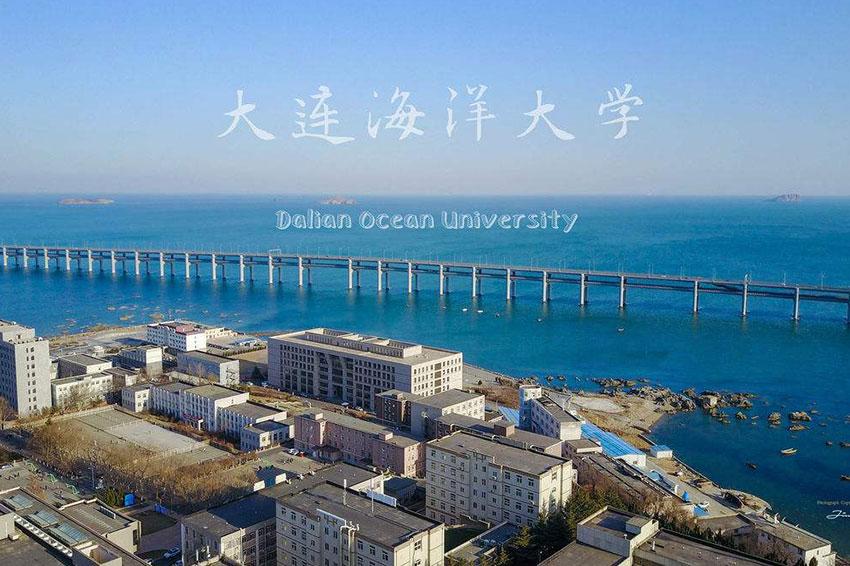 Dalian Dengizshunoslik Universiteti 大连海洋大学英文版